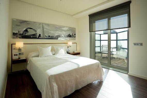 Accommodation In Valencia Hotel Primus Valencia